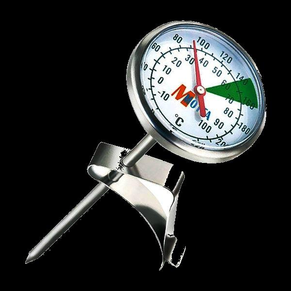 Motta piena termometrs