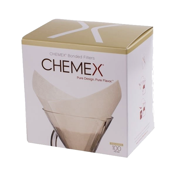 Chemex papīra filtri 100 gb.