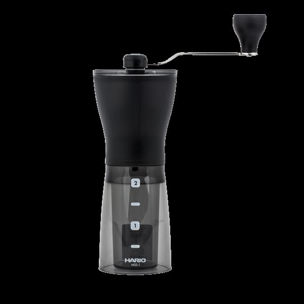 Hario Mini Slim Plus kafijas maļamās dzirnavas